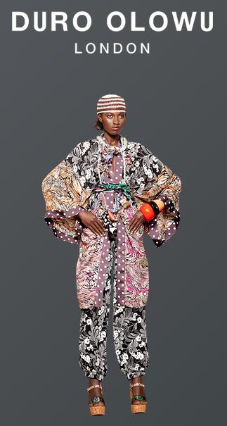 Duro Olowu London|S/S 2015